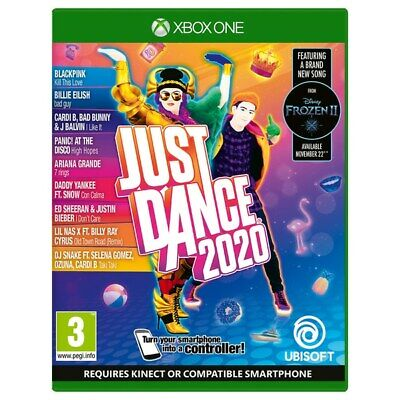 Just Dance 2020 Xbox One Just Dance with 40 NEW Tracks Team up in Co-Op Mode