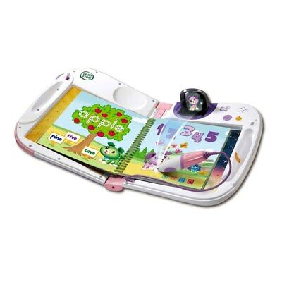 LeapFrog LeapStart 3D Pink Best Education Toys Interactive Learning System