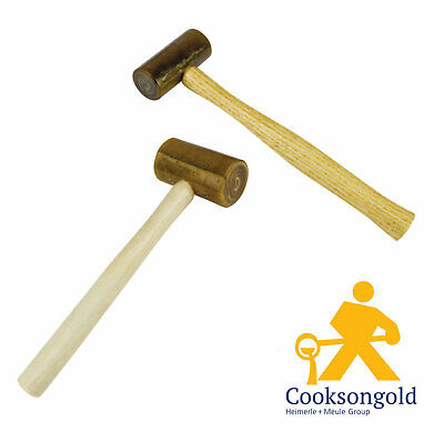 Cooksongold Rawhide Jewellers Mallet - Available in Sizes 1/2/3/
