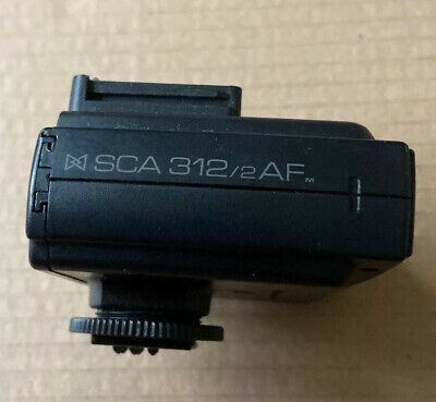 SCA 312/2 Flash For Canon