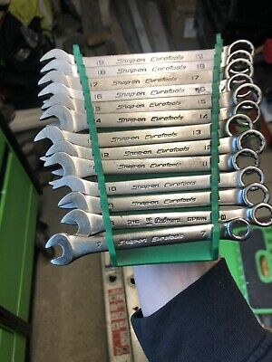Snap On Eurotools Large Spanner Set 7mm To 32mm
