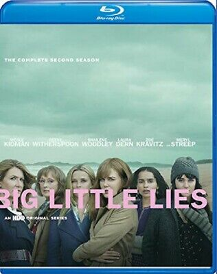 Big Little Lies: The Complete Second Season (Blu-ray)(Region Free)