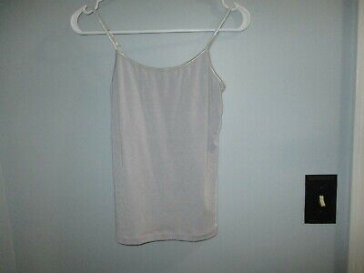 NEW Womens Apt 9 Cami Purple Grape Georgette Camisole Sizes S 2XL SHIPS FAST