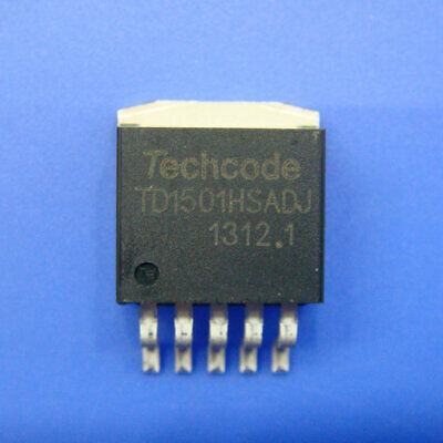 1PCS Techcode TD1501HSADJ TO263 NEW