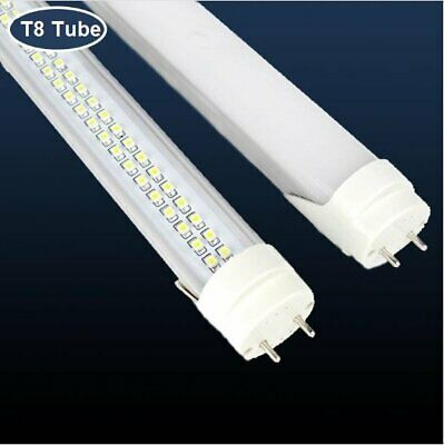 LED T8 Tube 2ft 3ft 4ft Retrofit Fluorescent Replacement Energy Saviing White