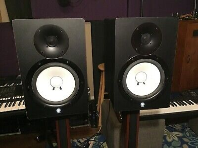 Yamaha HS80m Pair. Work Perfectly and sound great.
