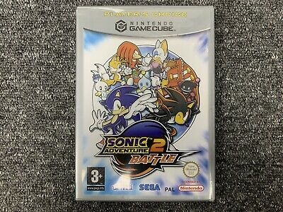 Sonic Adventure 2 Battle - Nintendo Gamecube UK PAL (B)
