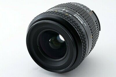 App Mint*Exc++* Nikon AF Nikkor 35-80mm f4-5.6 D Zoom Macro Lens from JAPAN*1101