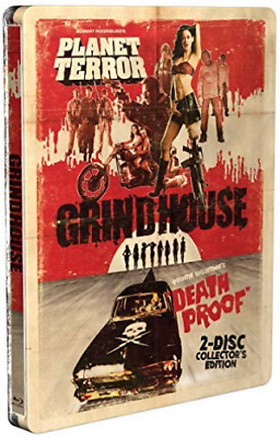 GRINDHOUSE (2PC) / (COLL ST...-GRINDHOUSE (2PC) / (COLL  (US IMPORT) Blu-Ray NEW