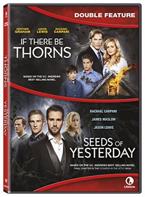 Pb Tv-If There Be Thorns/Seeds Of Yesterday-Double Feature  (Us Import) Dvd New