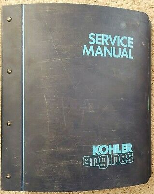 Kohler Engine Service Manual - K91-K341, K361, K482-K662, Service Bulletins