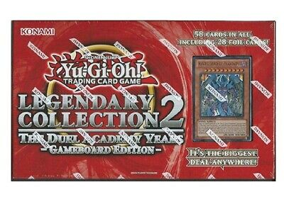 YuGiOh! Legendary Collection 2: The Duel Academy Years Game Board Edition