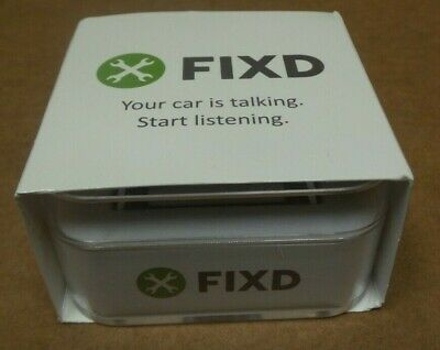 Brand New - FIXD OBD-II Active Car Health Monitor