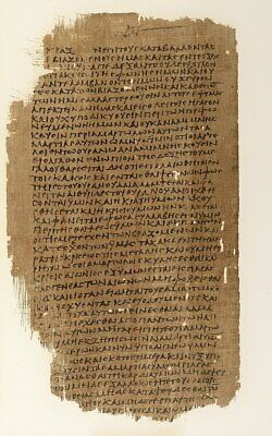 """BOOK OF ENOCH PAPYRUS FINE ART ARCHIVAL QUALITY PRINT 18x12"""""""