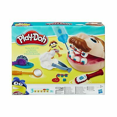 Play-Doh B5520EU50 Play-Doh Doctor Drill 'n Fill Set, Multi-Colour