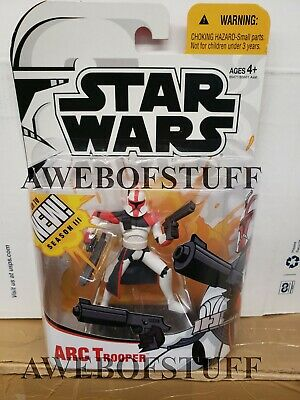 Clone Wars Animated Star Wars Case 12 PC 850030004  Action Figure