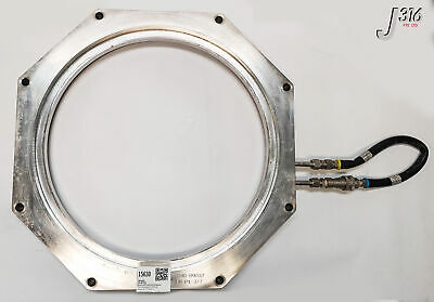 15630 Applied Materials Gas Chamber Ring,Octagonal-Shaped 0040-89002