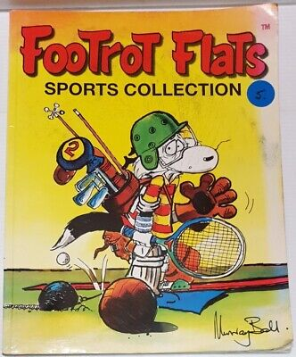 """The Footrot Flats """"Sports Collection"""""""