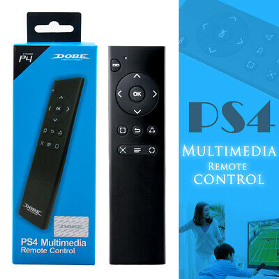 For Sony PS4 2.4GHz Smart Remote Control Muiltimedia Bluray DVD Video Controller
