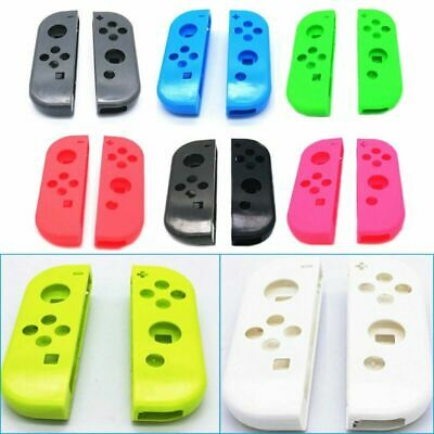 1PAIR L+ R Housing Shell Case Cover for Nintendo Switch Joy-Con Controller