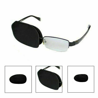 Medical Glasses Patch Large Right or Left eye For Adult Kids: or N2G8 G3D2 M6G6