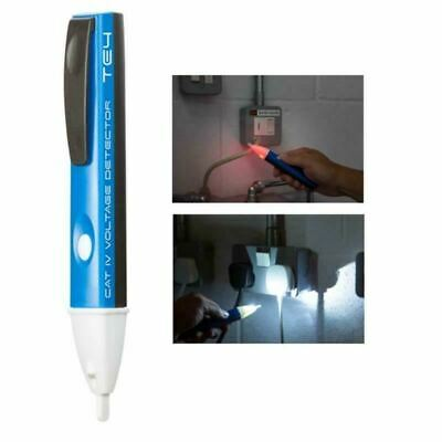 Knightsbridge TE4 - Non Contact Voltage Test Detector Pen With LED Torch
