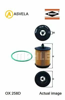 Oil Filter for VAUXHALL,OPEL,CADILLAC,SAAB,CHEVROLET,FIAT KNECHT OX 258D