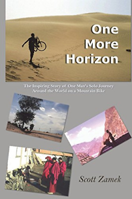 Zamek Scott-1 More Horizon BOOK NEUF