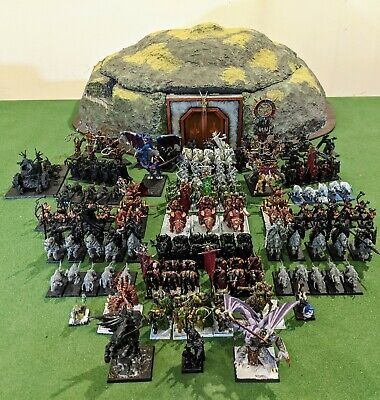 Warhammer Fantasy Warriors of Chaos (Chaos Daemons) - Many Unit to Choose From
