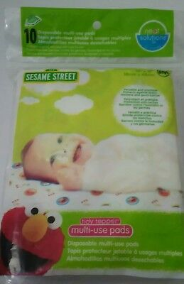 """Neat Solutions/Tidy Topper Multi-Use Pads -15"""" Neat-Ware & Safe Disposable Elmo"""