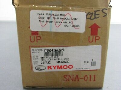 KYMCO Scooter Brand New Fuel Pump 17550-LEA7-M30 Downtown 200i