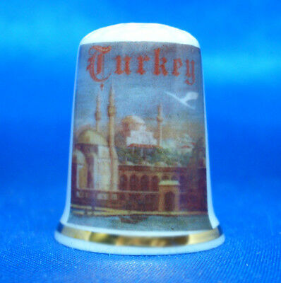 Free Dome Box Flags of the World New Zealand Birchcroft Thimble