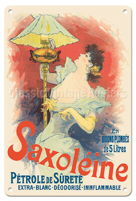 1894 Exposition Universalle Anvers METAL TIN SIGN POSTER WALL PLAQUE