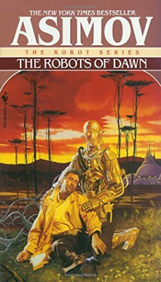 Asimov, Isaac-The Robots Of Dawn (US IMPORT) BOOK NEW
