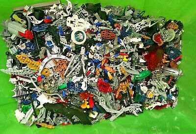 Mixed Bundle Hero factory Spares Parts Pieces Lego BIONICLE 1kg