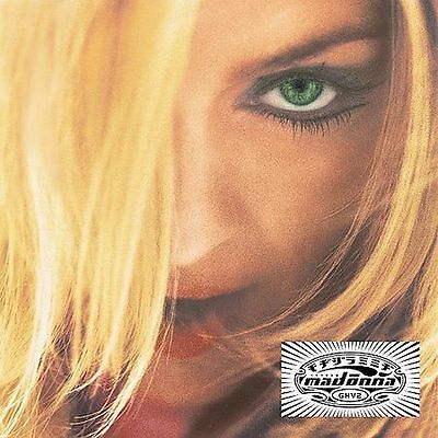NEW Old Stock SEALED CD Madonna  GHV2 Greatest Hits Volume 2 CD (2001) Christmas