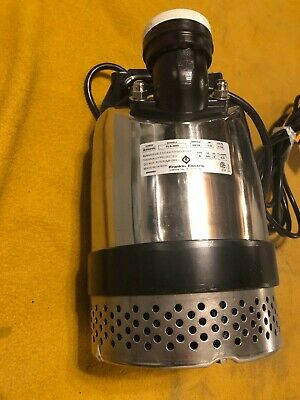 NEW Franklin Electric Stainless Steel Dewatering Pump FLS-400 620240