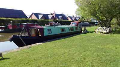 50ft Narrowboat - fully restored *****SOLD DEPOSIT TAKEN******