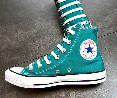 CONVERSE ALL STAR Womens Boys Girls Canvas BASEBALL BOOTS TRAINERS UK 5 / 37.5