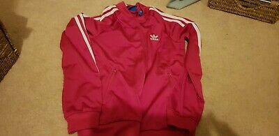 Adidas Tracksuit Top 11-12 Years