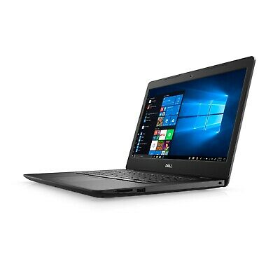 New Dell i3493-3464BLK-PUS 14'' HD Laptop i5-1035G4 3.7GHz 4GB 128GB SSD W10 S