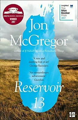 UsedVeryGood, Reservoir 13: Winner of The 2017 Costa Novel Award: Longlisted for