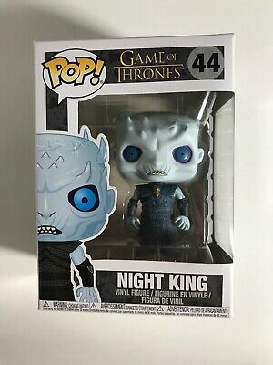 Funko Pop! Game Of Thrones Night King Vinyl Action Figure #44 With Protector