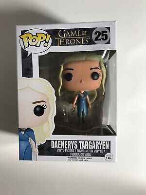 Game of Thrones #25 - Daenerys Targaryen - Funko Pop! Television With Protector