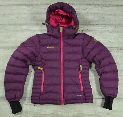 Bergans Of Norway 7623 Down Youth Girl Hooded Jacket Size 128