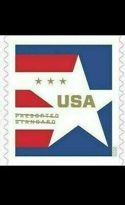 5433 Presorted Star US Single Mint/nh FREE SHIPPING Delivery After 2/21