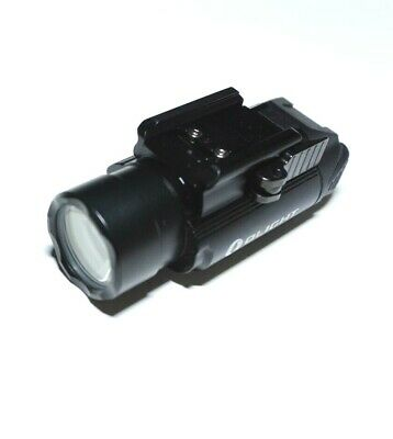 Olight PL-PRO Valkyrie 1500 Lumens Rechargeable Weapon Light - Black