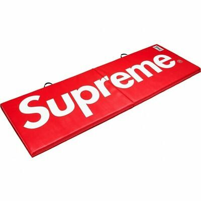 Supreme Everlast Folding Exercise Mat Fw17 Never Opened, Cheaper Than Stock X