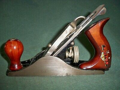 Fulton 3708 Small Smoothing Plane Like a Stanley No. 2 Very Nice!