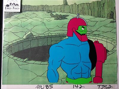 He-Man & The Masters Of The Universe Animation Production Cel: Trapjaw - 121